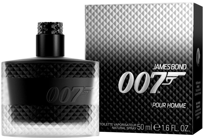 James Bond 007 Pour Homme - Toaletná voda