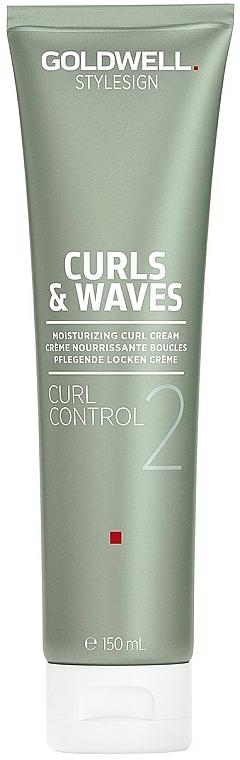 Krém na vlasy - Goldwell Style Sign Curly Twist Curl Control — Obrázky N1