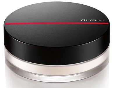 Sypký transparentný púder na tvár - Shiseido Synchro Skin Invisible Silk Loose Powder