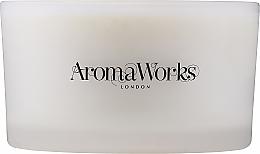 """Voňavky, Parfémy, kozmetika Vonná sviečka """"Výchova"""" s 3 knôtmi - AromaWorks Nurture Candle 3-wick"""