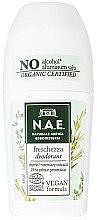 Voňavky, Parfémy, kozmetika Guľôčkový dezodorant - N.A.E. Freschezza Deodorant