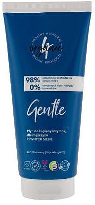 Pánsky prípravok na intímnu hygienu - 4Organic Gentle Man Intimate Gel
