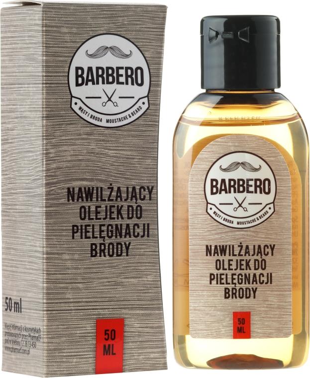 Hydratačný olej pre bradku - Barbero Beard Care Moisturizing Oil