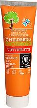 "Voňavky, Parfémy, kozmetika Detská zubná pasta ""Tutti Frutti"" - Urtekram Childrens Toothpaste Tuttifrutti"