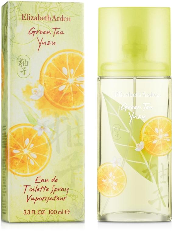 Elizabeth Arden Green Tea Yuzu - Toaletná voda