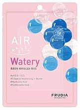 Voňavky, Parfémy, kozmetika Pleťová maska pre hĺbkovú hydratáciu - Frudia Air Mask 24 Watery