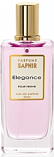 Voňavky, Parfémy, kozmetika Saphir Parfums Elegance - Parfumovaná voda