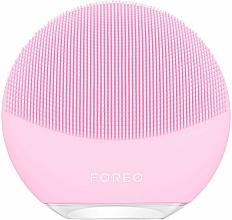 Voňavky, Parfémy, kozmetika Kefka na čistenie a komplexnú masáž tváre - Foreo Luna Mini 3 Facial Cleansing Brush Pearl Pink