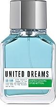 Voňavky, Parfémy, kozmetika Benetton United Dreams Go Far - Toaletná voda