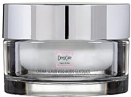 Voňavky, Parfémy, kozmetika Krémový scrub na tvár s kyselinou glycínovou - Fontana Contarini Glycolic Acid Face Scrub Cream