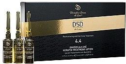 Voňavky, Parfémy, kozmetika Obnovujúci lotion s keratínom Dixidox De Luxe č. 4.4 - Divination Simone De Luxe Dixidox De Luxe Keratin Treatment Lotion
