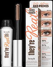 Voňavky, Parfémy, kozmetika Primer pre riasy - Benefit They're Real Tinted Lash Primer