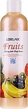 Voňavky, Parfémy, kozmetika Sprchový gél - Lebelage Relaxing Fruits Body Cleanser