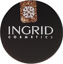 Voňavky, Parfémy, kozmetika Sypký očný tieň - Ingrid Cosmetics Pigment