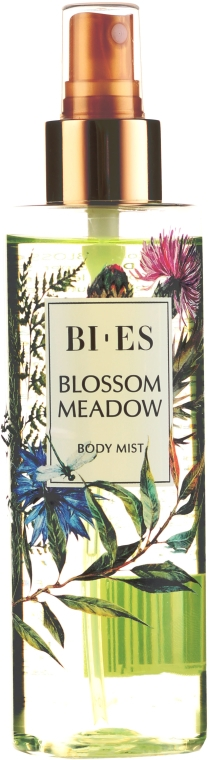Bi-Es Blossom Meadow Body Mist - Sprej na telo