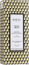 Voňavky, Parfémy, kozmetika Sada - Baija Festin Royal (sh/gel/100ml + b/cr/75ml + b/scr/70g)