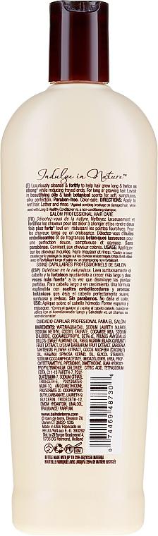 Šampón s olejom zo sladkých mandlí - Bain De Terre Sweet Almond Oil Shampoo — Obrázky N2