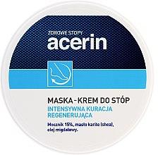 Voňavky, Parfémy, kozmetika Maska-krém na nohy - Acerin Mask