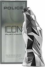 Voňavky, Parfémy, kozmetika Police Icon Platinum - Parfumovaná voda