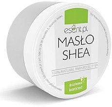 Voňavky, Parfémy, kozmetika Prírodný olej Shea 100% - Esent
