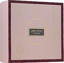 Voňavky, Parfémy, kozmetika Jimmy Choo Fever - Sada (edp 60 ml + b/lot 100 ml)