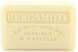 "Voňavky, Parfémy, kozmetika Marseillské mydlo ""Bergamot"" - Foufour Savonnette Marseillaise Bergamote"