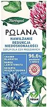 Voňavky, Parfémy, kozmetika Hydratačné sérum, redukujúce nedokonalosti - Polana