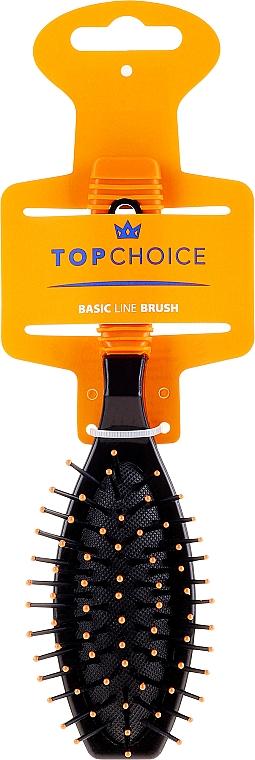 Kefa na vlasy, 2151, čierno-oranžová - Top Choice — Obrázky N1