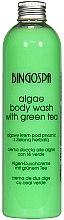 """Voňavky, Parfémy, kozmetika Sprchový gél """"Morská riasa"""" - BingoSpa Algae Energizing Body Wash Whit Green Tea"""