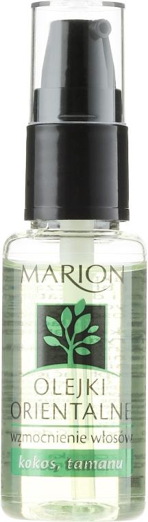 Olej na vlasy - Marion Strengthening Oriental Oil