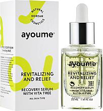 Voňavky, Parfémy, kozmetika Vitamínové sérum na tvár - Ayoume Vita Tree Recovery Serum