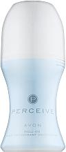 Voňavky, Parfémy, kozmetika Avon Perceive - Guľôčkový dezodorant