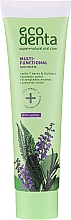 Voňavky, Parfémy, kozmetika Multifunkčná zubná pasta s extraktom zo 7 bylín - Ecodenta Multifunctional Herbal Toothpaste