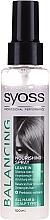 Voňavky, Parfémy, kozmetika Sprej na vlasy - Syoss Balancing Spray