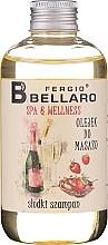 """Voňavky, Parfémy, kozmetika Masážny olej """"Šampanské"""" - Fergio Bellaro Massage Oil Sweet Champagne"""
