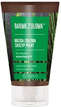Voňavky, Parfémy, kozmetika Bylinná maska na vlasy s výťažkom z prasličky - Barwa Color Herbal Mask