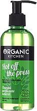 Voňavky, Parfémy, kozmetika Čistiaci šampón na prírodné vlasy - Organic Shop Organic Kitchen Shampoo