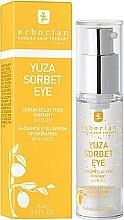 Voňavky, Parfémy, kozmetika Gélové sérum na pokožku okolo očí - Erborian Yuza Sorbet Eye