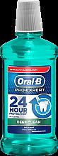 Voňavky, Parfémy, kozmetika Ústna voda - Oral-B Pro-Expert Deep Clean