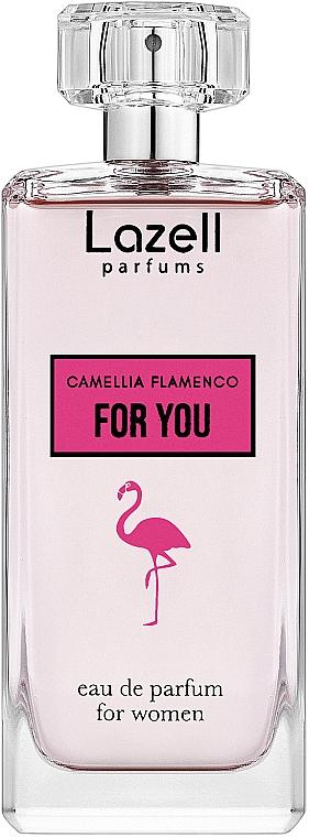 Lazell Camellia Flamenco For You - Parfumovaná voda