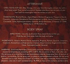 Eden Classic Mandate - Sada (aftershave/100 ml + b/spray 150 ml) — Obrázky N2