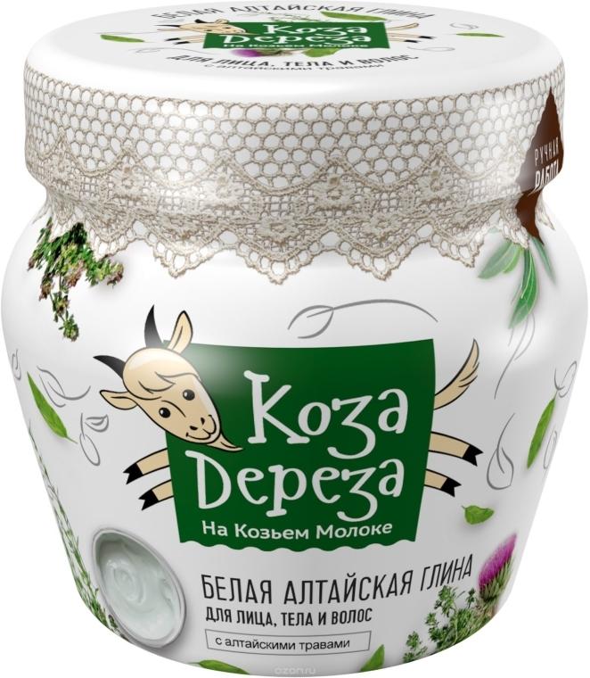 """Hlina na tvár a telo """"Altajská"""" - Fito Cosmetics Kozá Dereza"""