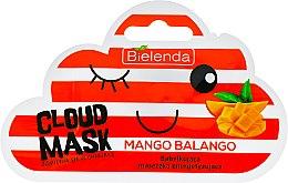 """Voňavky, Parfémy, kozmetika Maska-mrak tvár """"Mango"""" - Bielenda Cloud Mask Mango Balango"""