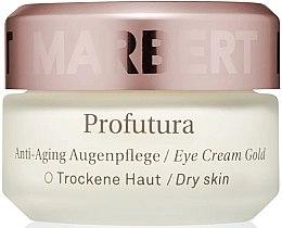 Voňavky, Parfémy, kozmetika Krém na suchú pokožku okolo očí - Marbert Anti-Aging Care Profutura