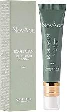 Voňavky, Parfémy, kozmetika Krém pre pleť okolo očí proti vráskam - Oriflame NovAge Ecollagen Wrinkle Power Eye Cream