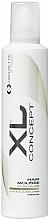 Voňavky, Parfémy, kozmetika Mušt na objem vlasov - Grazette XL Concept Hair Mousse Extra Volume