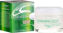 Voňavky, Parfémy, kozmetika Krém na starostlivosť o suchú pokožku - Collagena Naturalis Anti-Age Complex Specific Care