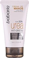 Voňavky, Parfémy, kozmetika Krém na ruky proti prasklinám - Babaria Cream Hands Urea Anti-grietas