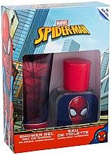 Voňavky, Parfémy, kozmetika Air-Val International Spiderman - Sada (edt/30ml + sh/gel/70ml)