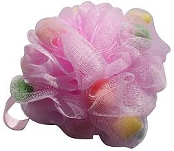 Voňavky, Parfémy, kozmetika Hubka na sprchovanie, viacfarebná - Gabriella Salvete Body Care Mesh Massage Bath Sponge